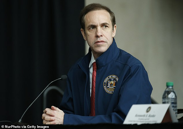 State Health Commissioner Dr. Howard Zucker revealed, pictured, Saturday that the Orange County-based Parcare Community Health Network is under investigation for obtaining up to 2,800 doses of Moderna vaccine using fraudulent means.