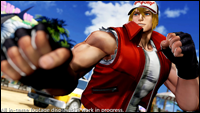 Terry Bogard onthult foto # 3