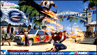 Terry Bogard onthult foto # 6