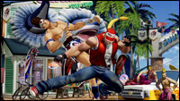 Terry Bogard onthult foto # 5